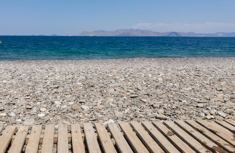 Plaja din Kos