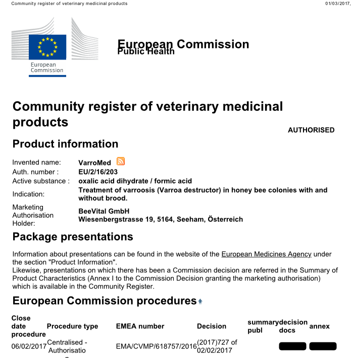 Photo - Community register of veterinary medicinal products.png