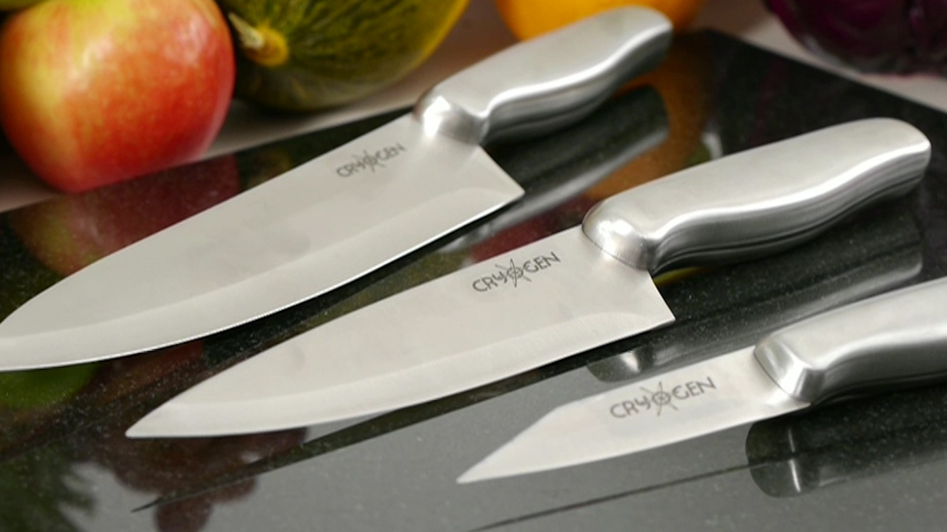 Cryogen Knives online video
