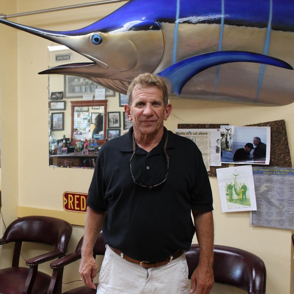 Sean Welsh - Owner/Master Barber