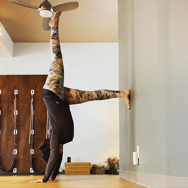 I've committed to 30 days of old fashioned ab work as an experiment to see how it impacts my inversions. My practice tends to be strong in core work, which is different than old fashioned crunches, bicycle crunches, etc. my minimum daily reps are at 200. I'll post about my progress as the month continues.