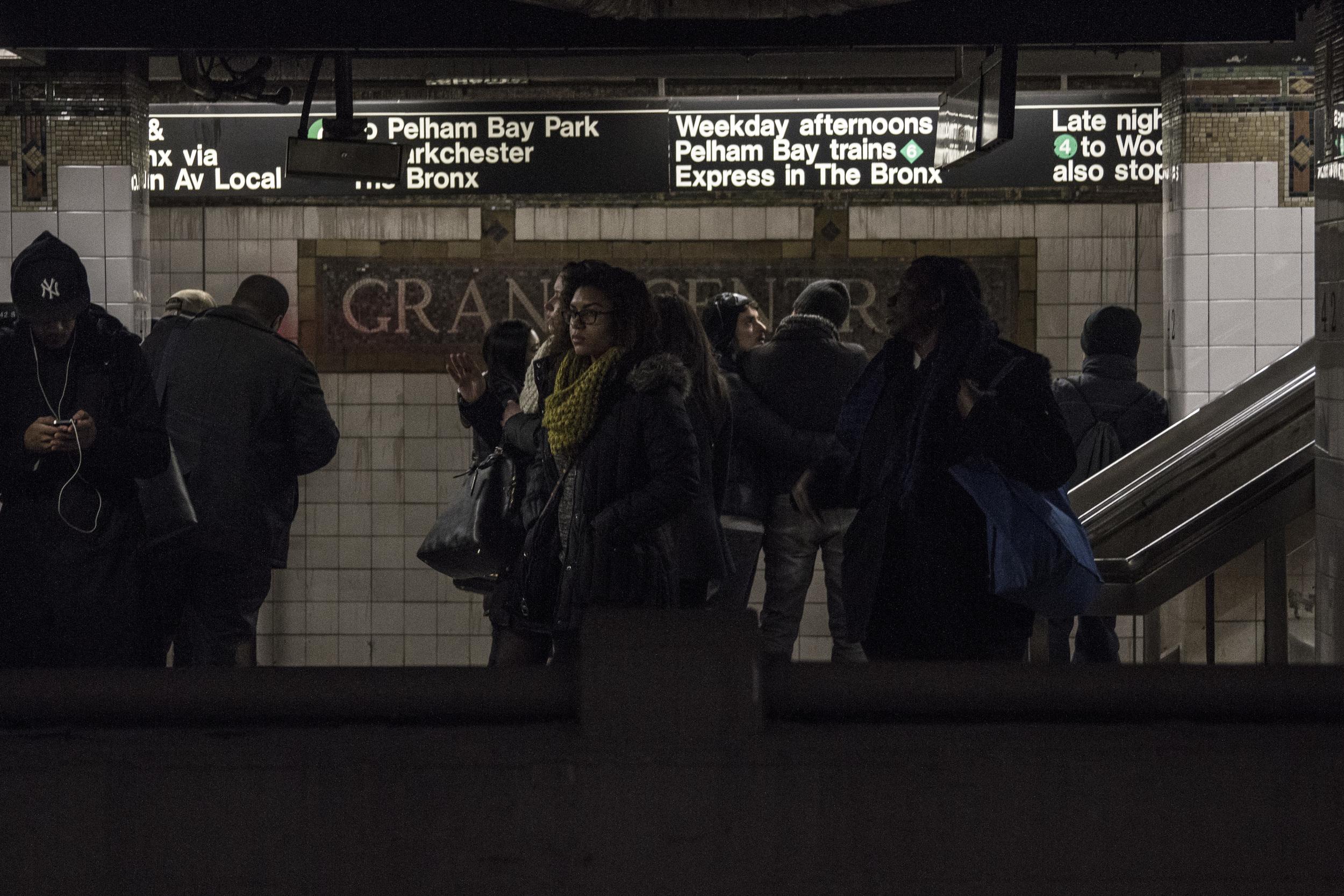 Grand Central - 4/5/6