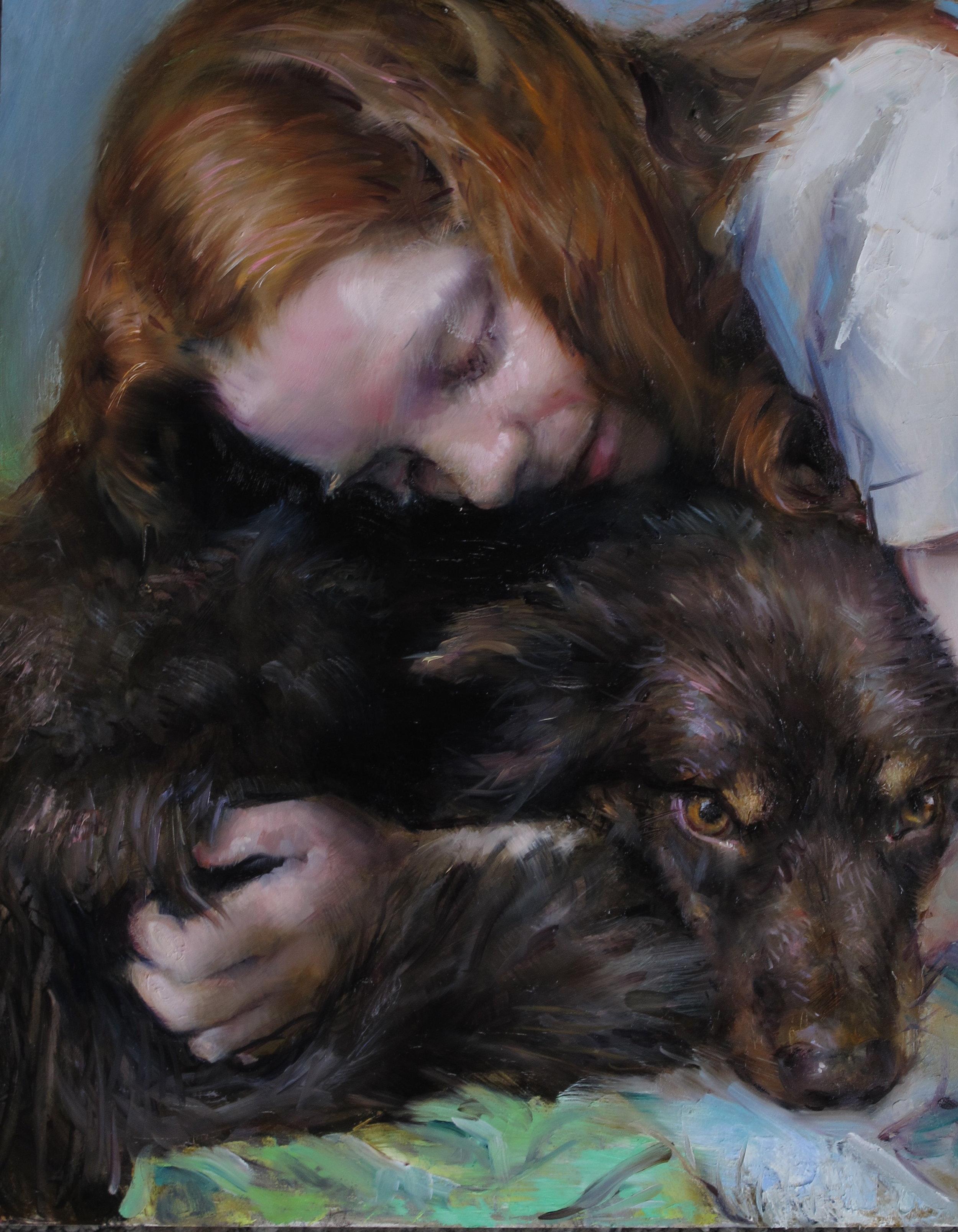 Amelia and Phoebe