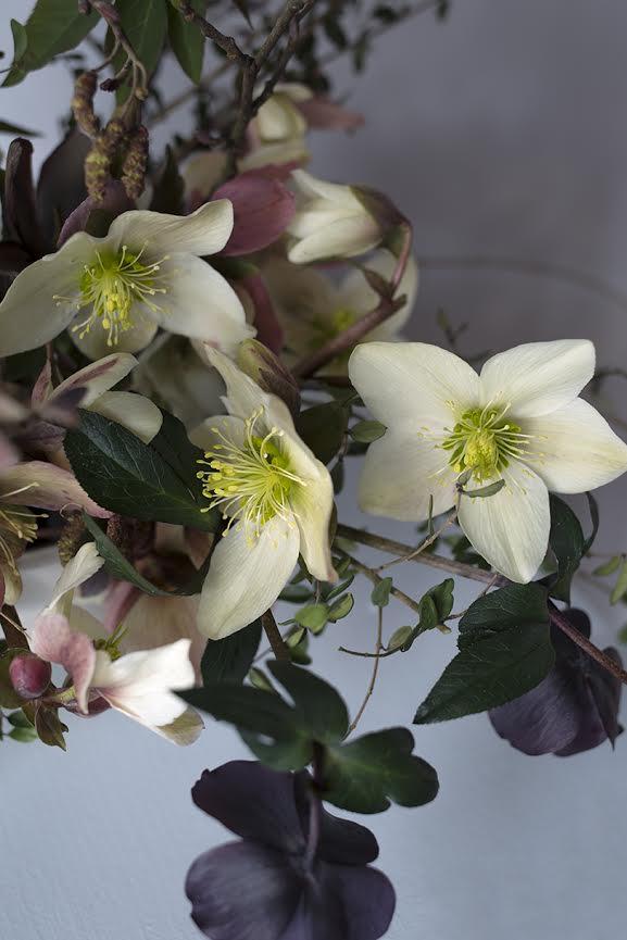 Aesme Flowers London | Spring Centrepiece