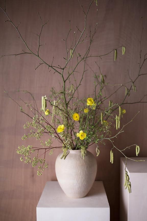 Aesme Flowers London | Spring Arrangement