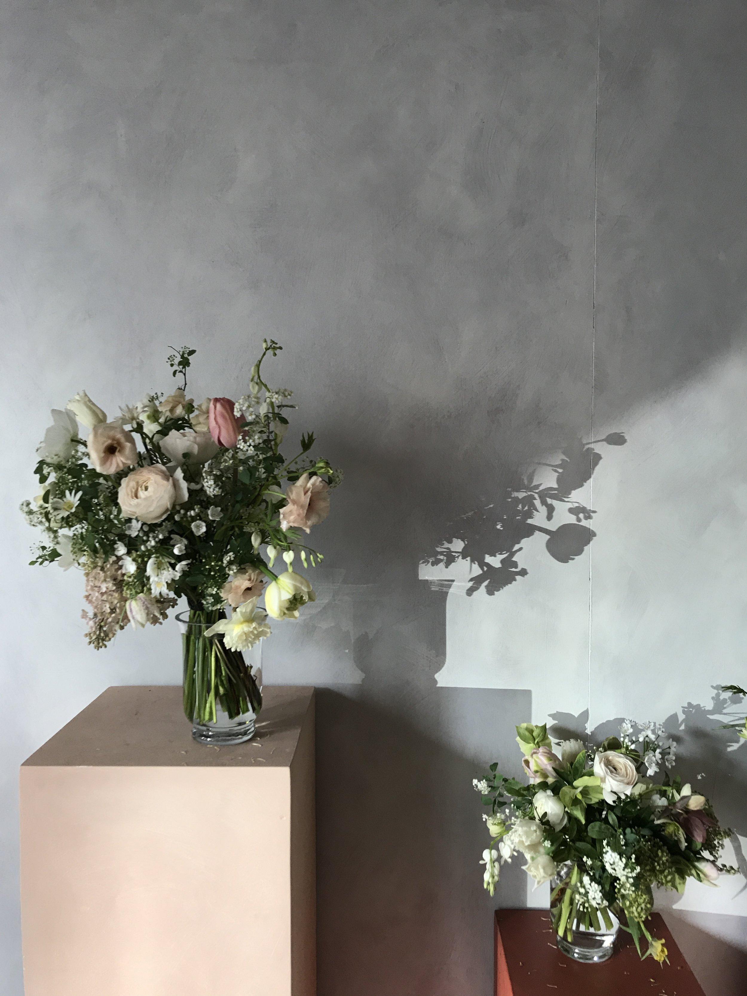 Aesme Studio | Bridesmaid's Bouquets