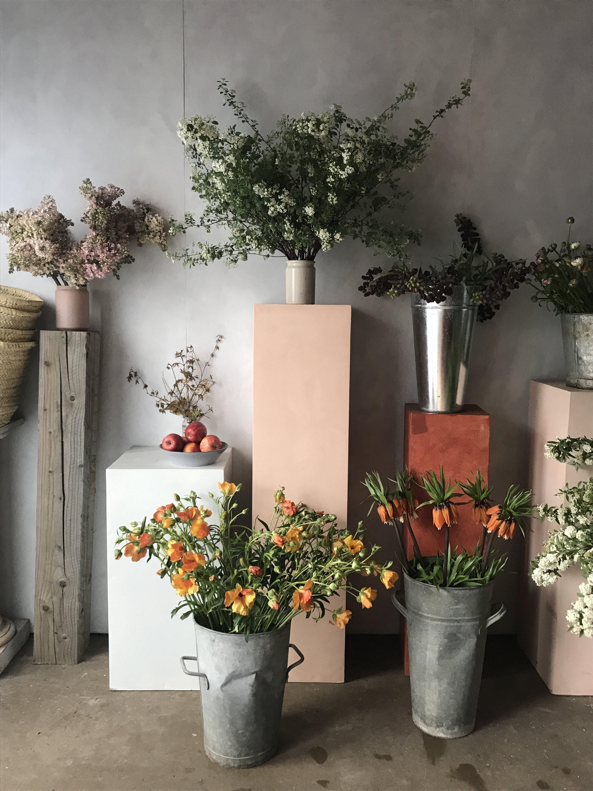 Aesme Studio | West London Flower School