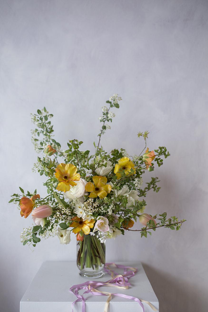 Aesme Flower Studio | Bridal Bouquet