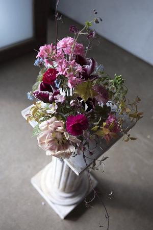 Aesme London   Flower School