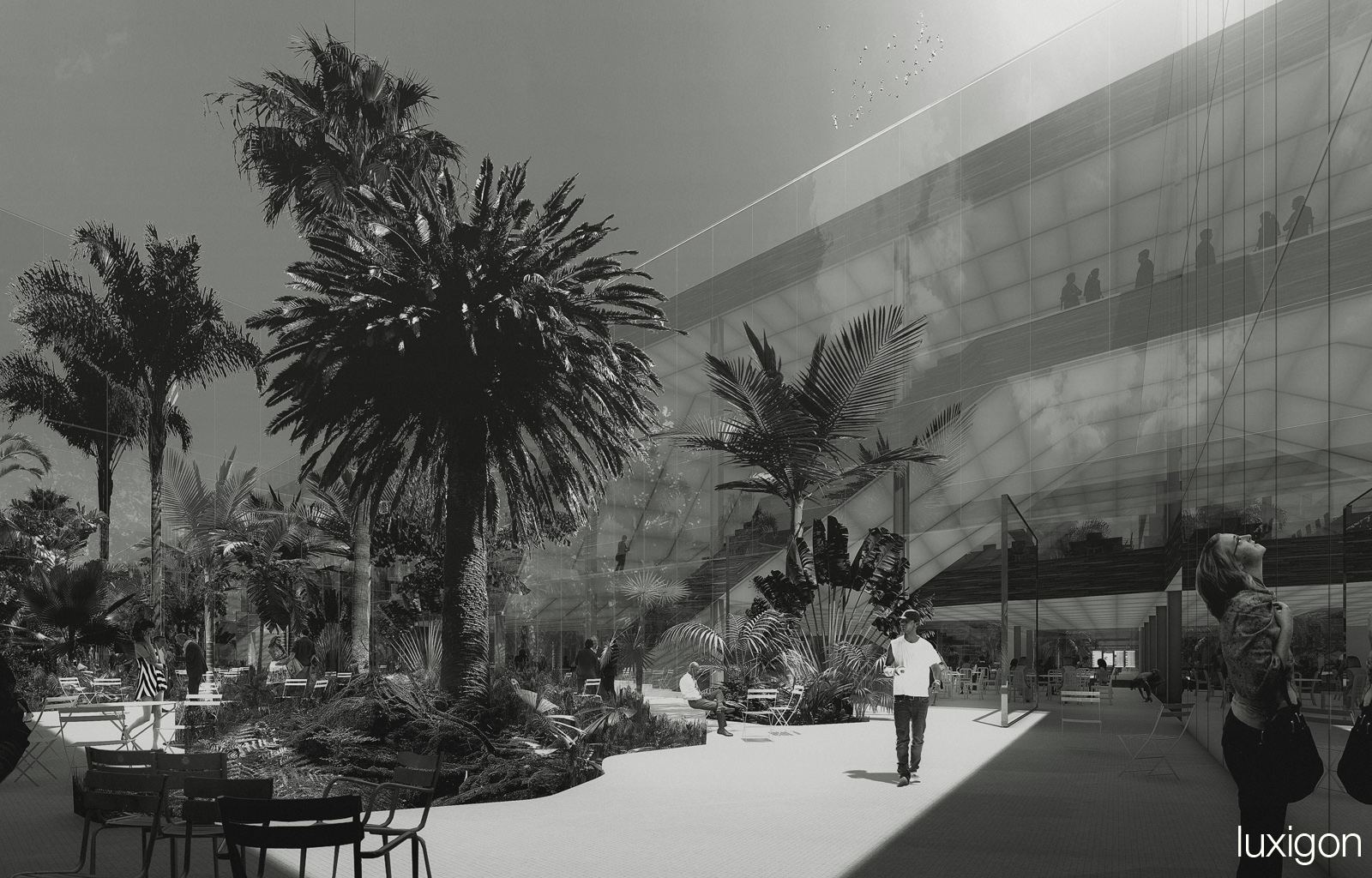 REX - Activision-Blizzard HQ - Santa Monica, USA