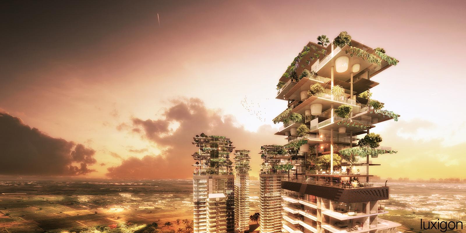 EDOUARD FRANÇOIS - Gurgaon 71 Residential - Haryana, IN