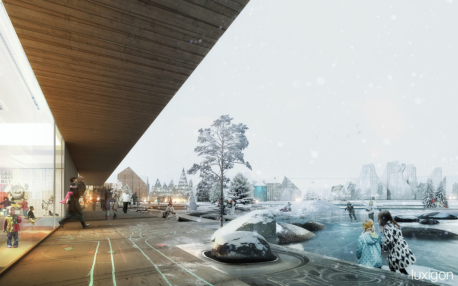 COBE - Kiruna, SW