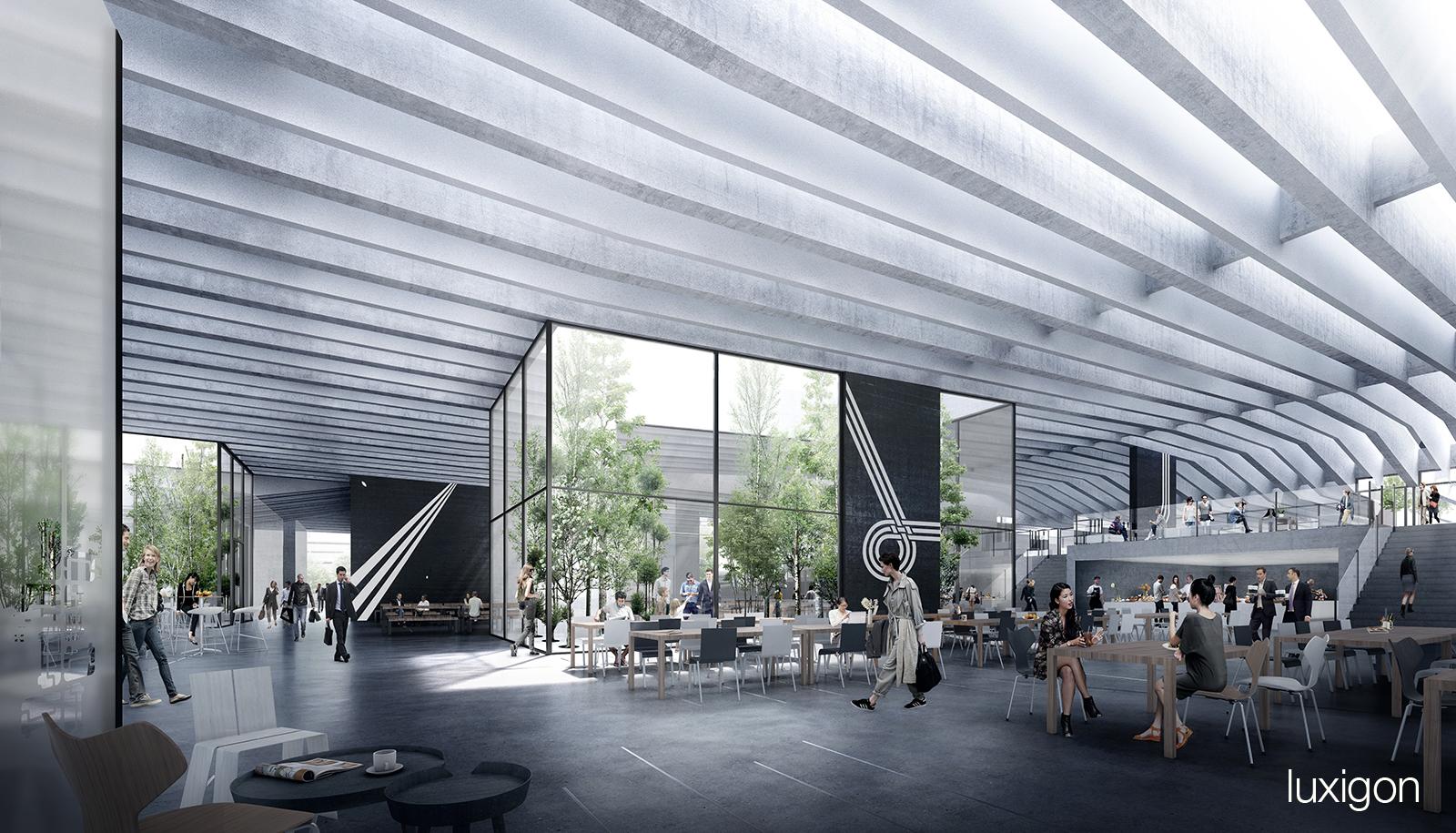 COBE - Adidas Meet & Eat - Herzogenaurach, DE