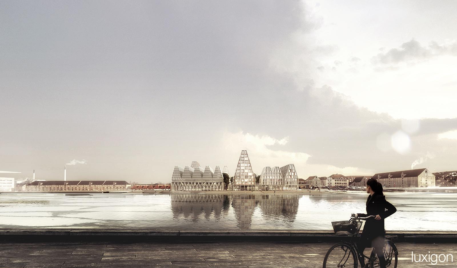 COBE - Paper Island - Copenhagen, DK