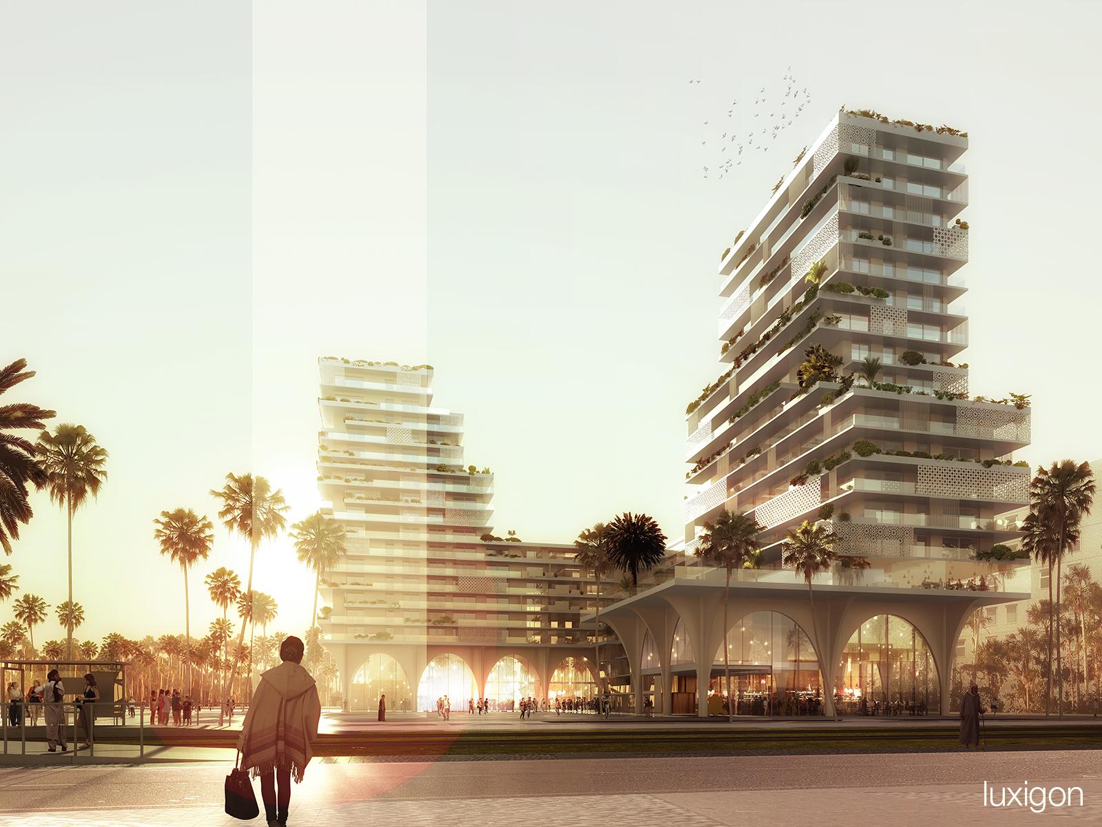 HAMONIC + MASSON - Casa Anfa - Casablanca, MA