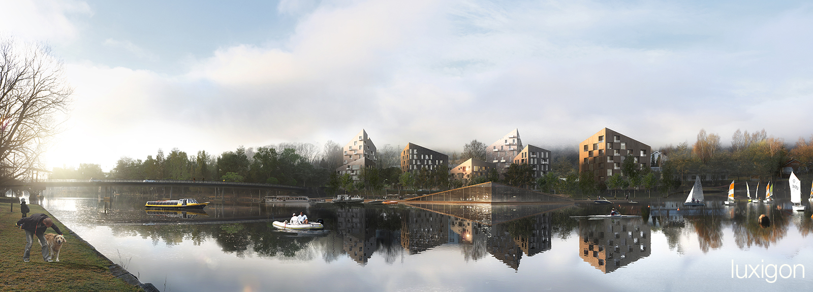 DRMA - Housing - Drammen, NO