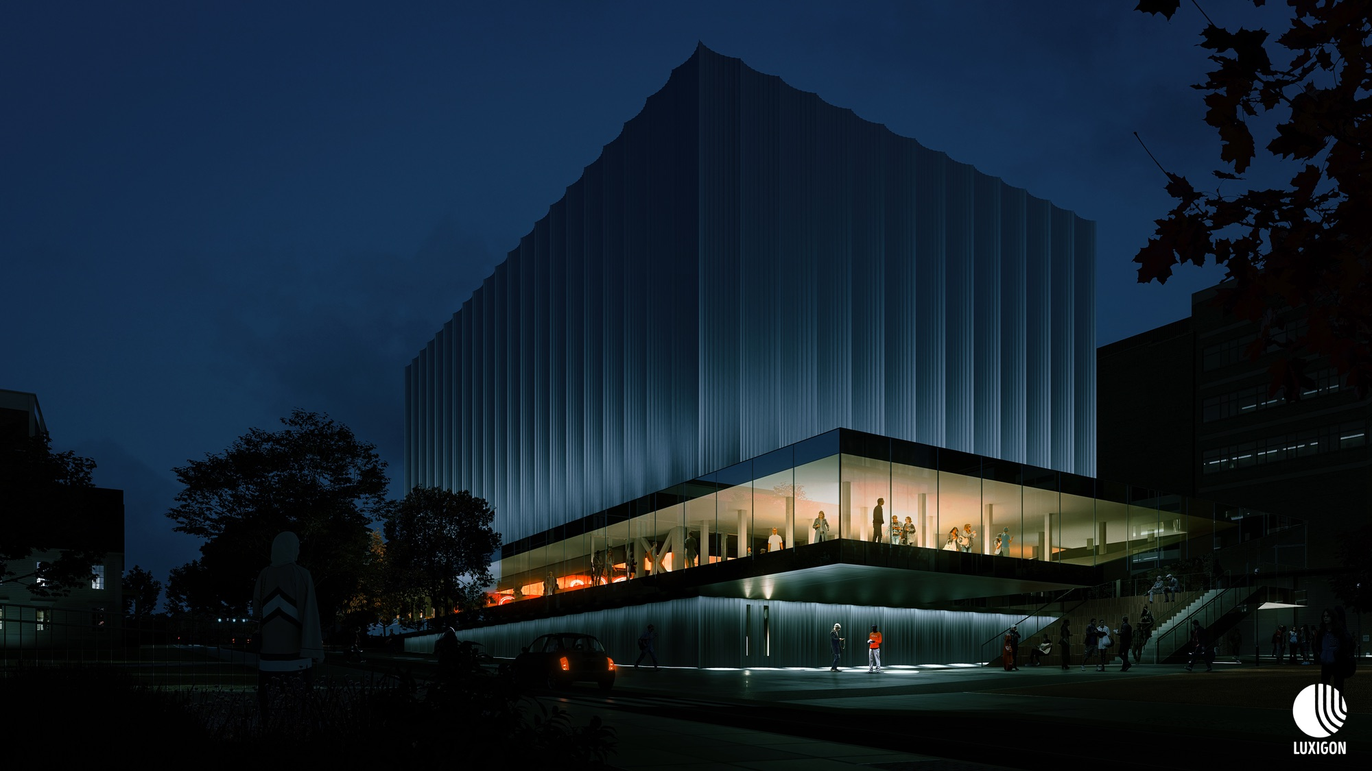 REX - Brown Performing Art Center - Providence, USA