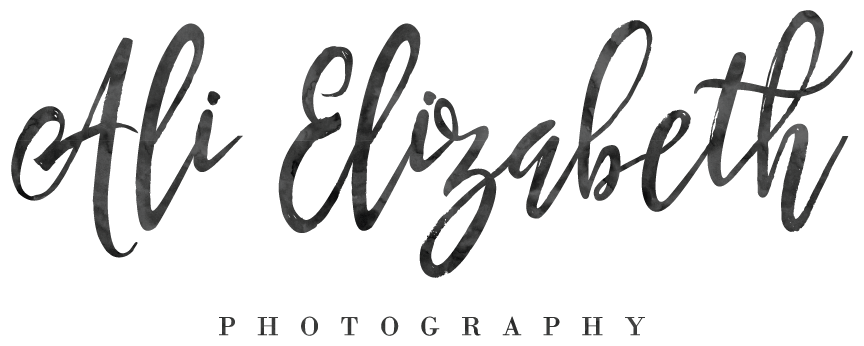 www.alielizabethphotography.com - Top Five Tips For Starting A Small Business