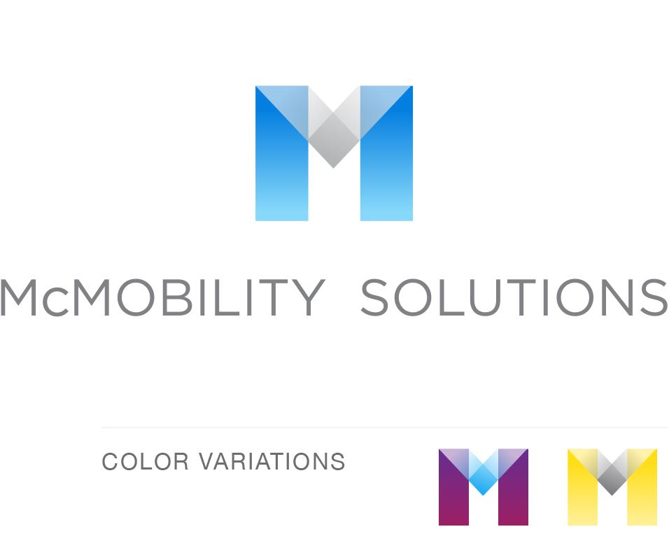 McMobility Solutions Logo Exploration - v1