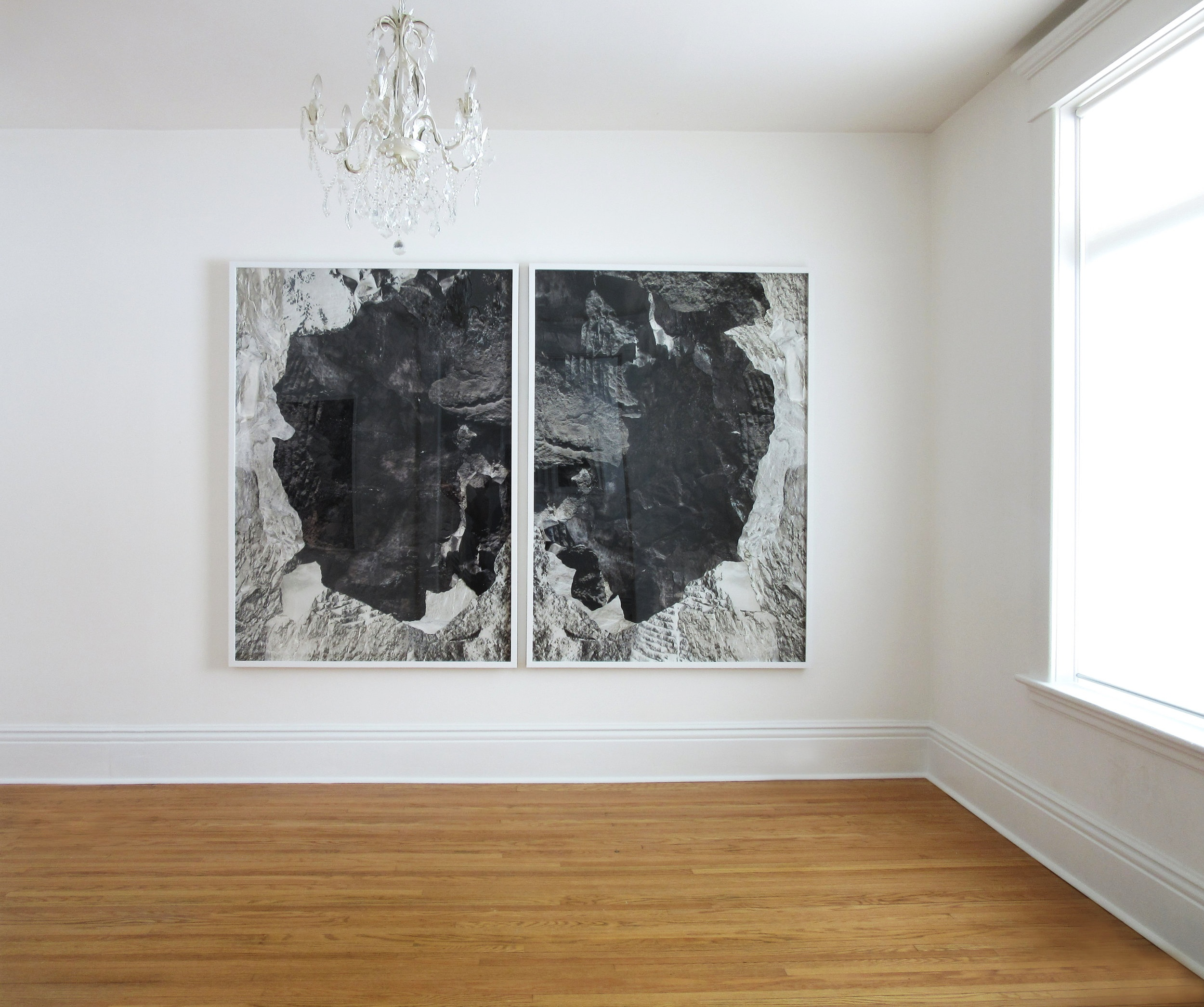 Cave of the Heart, Installation Shot