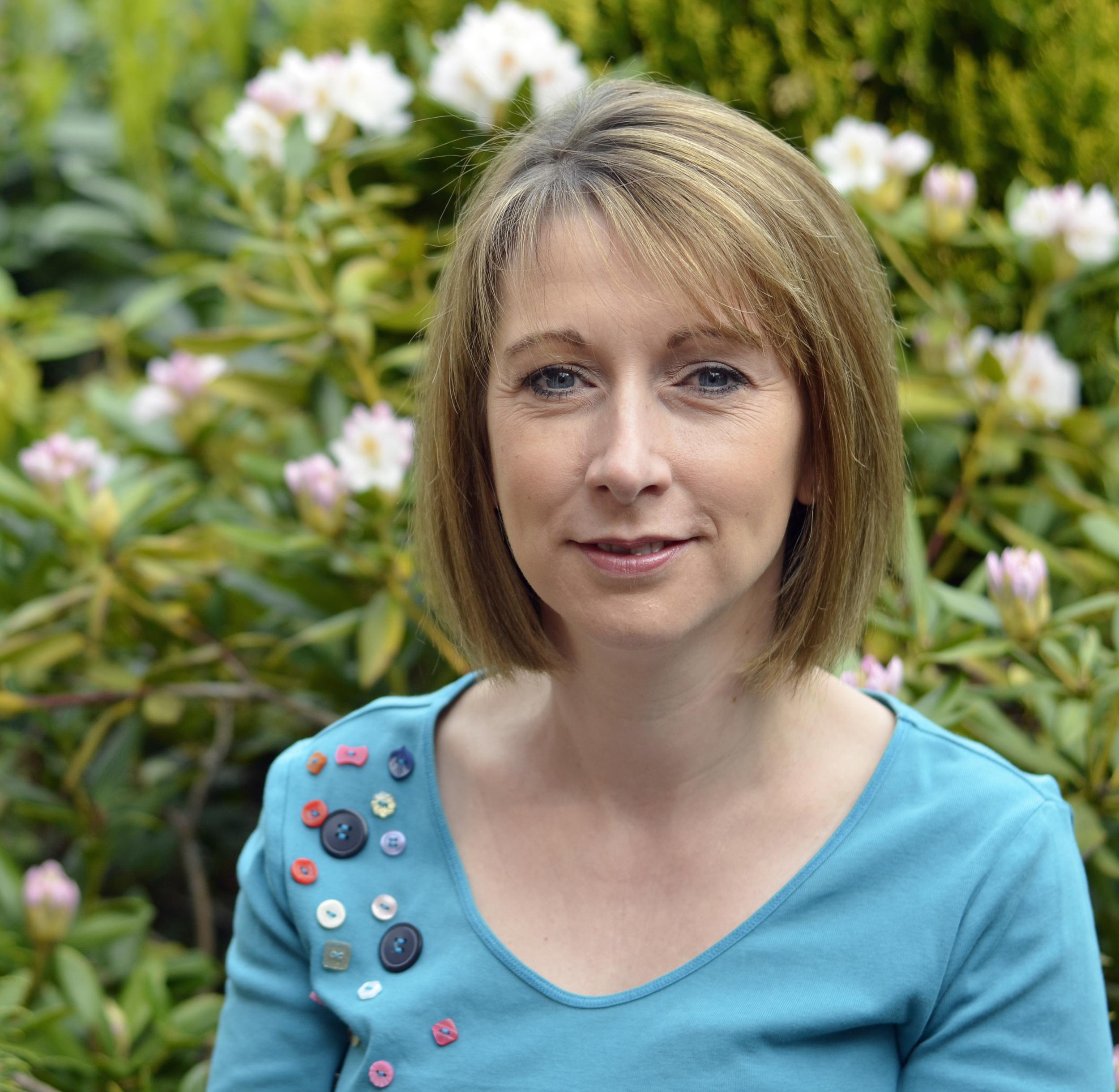 Liz Guthrie MAR, BA (Hons), Cert.Ed owner of Liz Guthrie Beauty