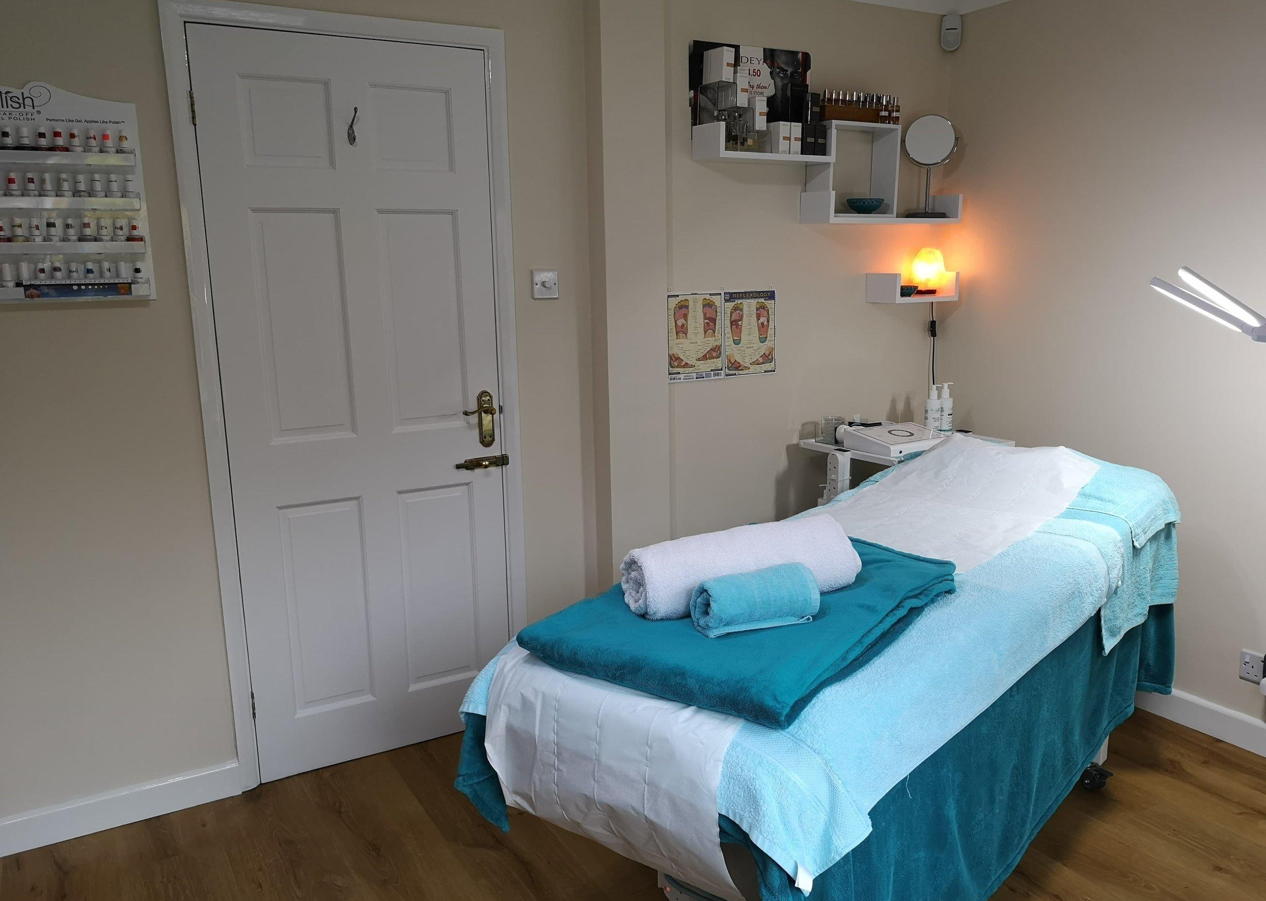 Ground floor bespoke treatment room