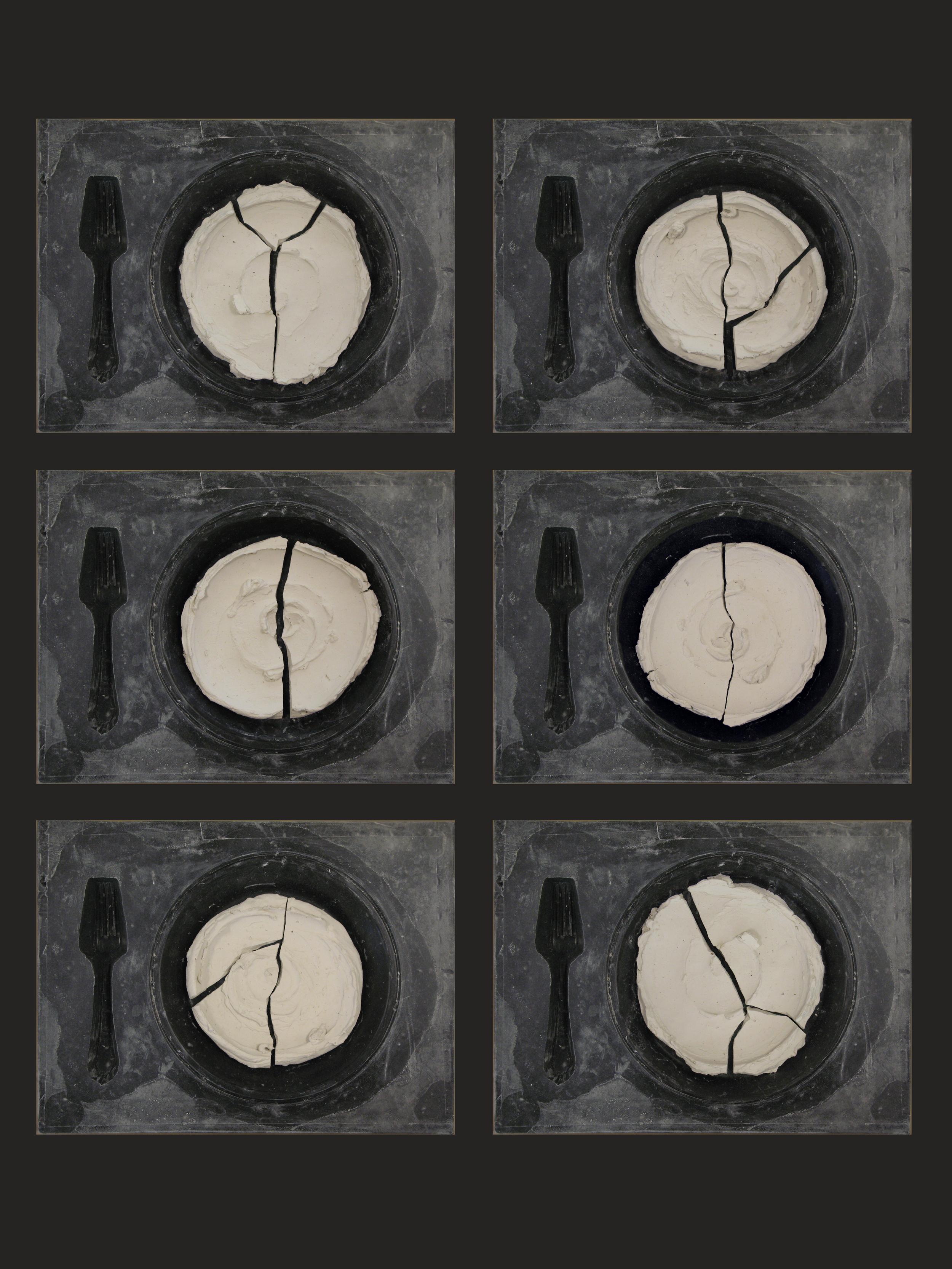 SHARE, 2010, Haitian mud, smidgeon of margarine, smidgeon of salt, elite granite, absent fork