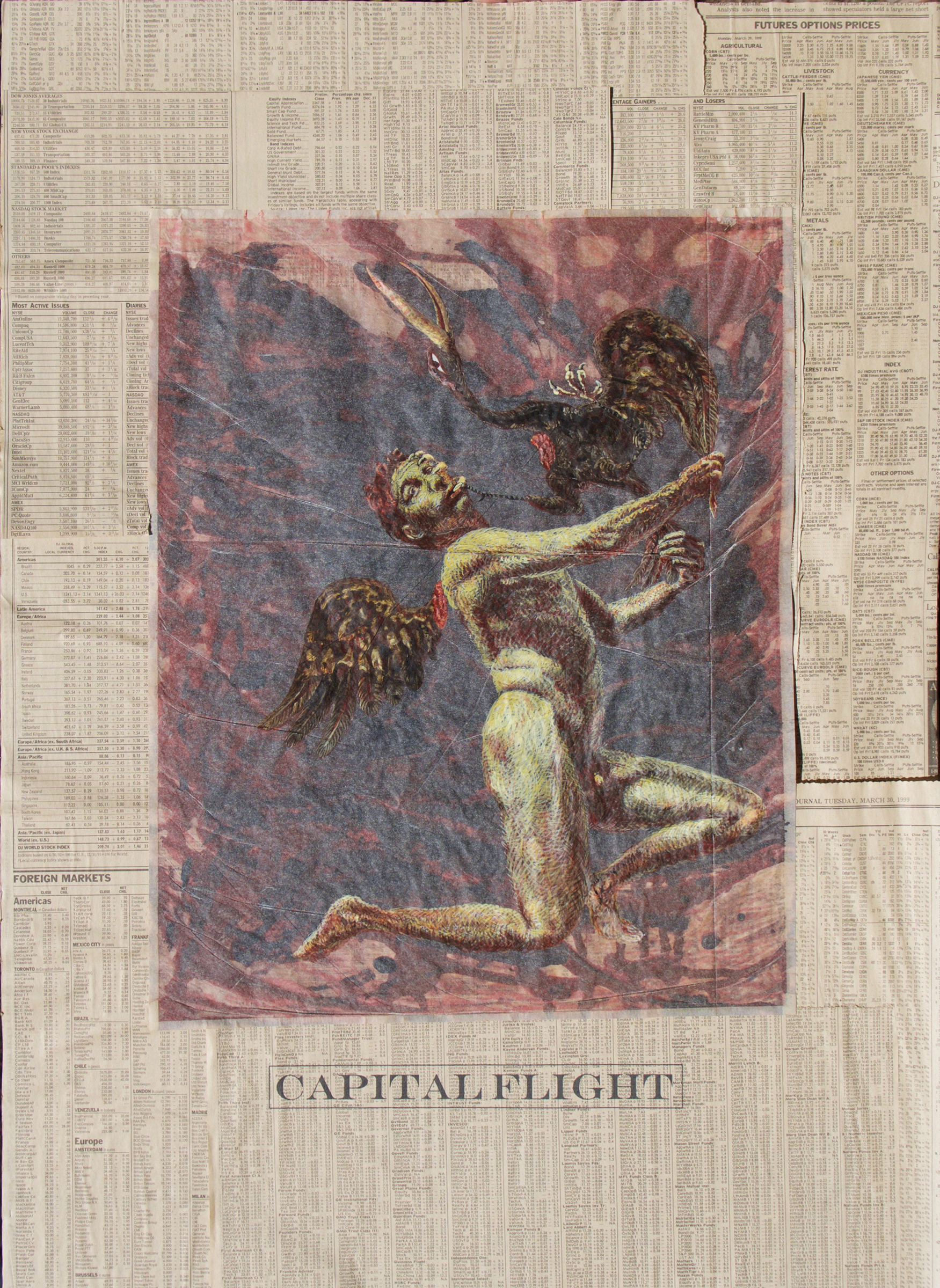 CAPITAL FLIGHT, 1999