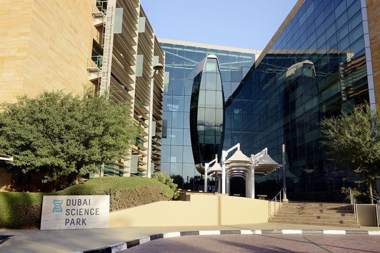 Energetics'office in the Dubai Science Park, Dubai, UAE.
