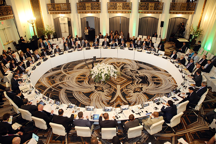 Energy ministers gathered in California on June 1 and 2.