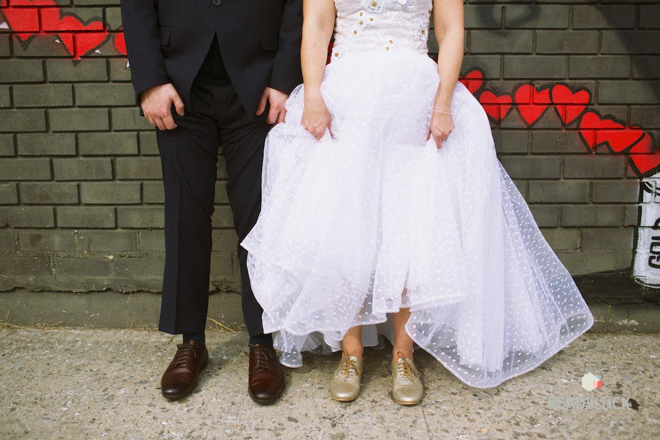bowling-shoes-gold-wedding-bride-groom