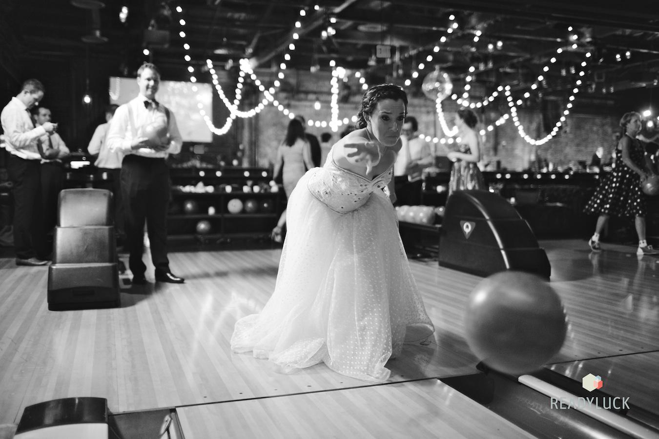 brooklyn-bowl-wedding-bride-bowling