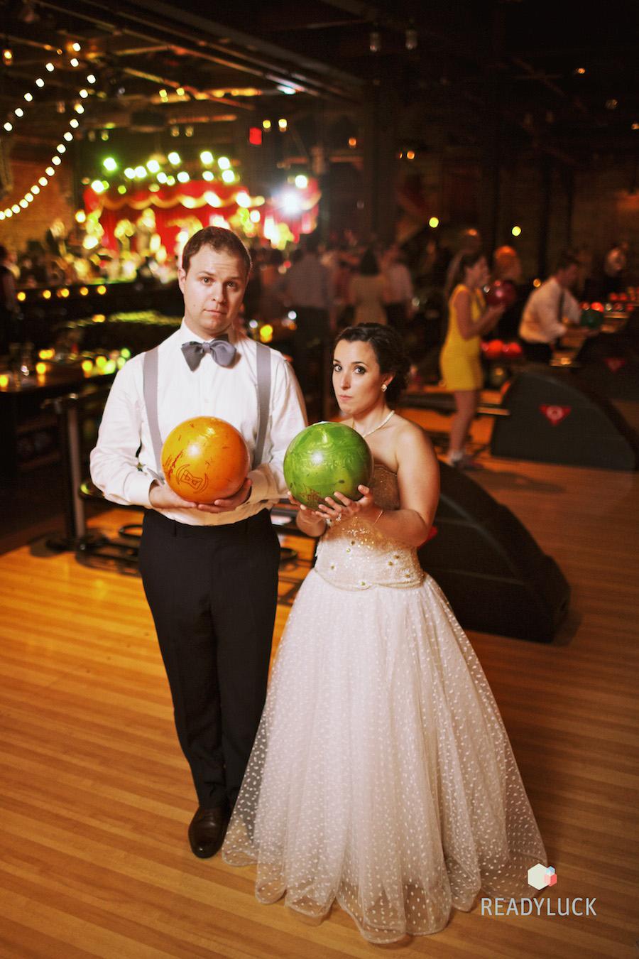 brooklyn-bowl-wedding-bride-groom-bowling
