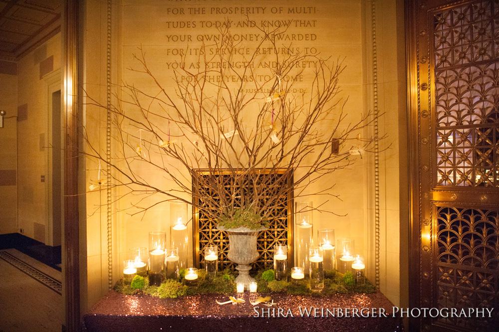 tree-branch-urn-escort-cards-keys-enchanted-fairy-tale