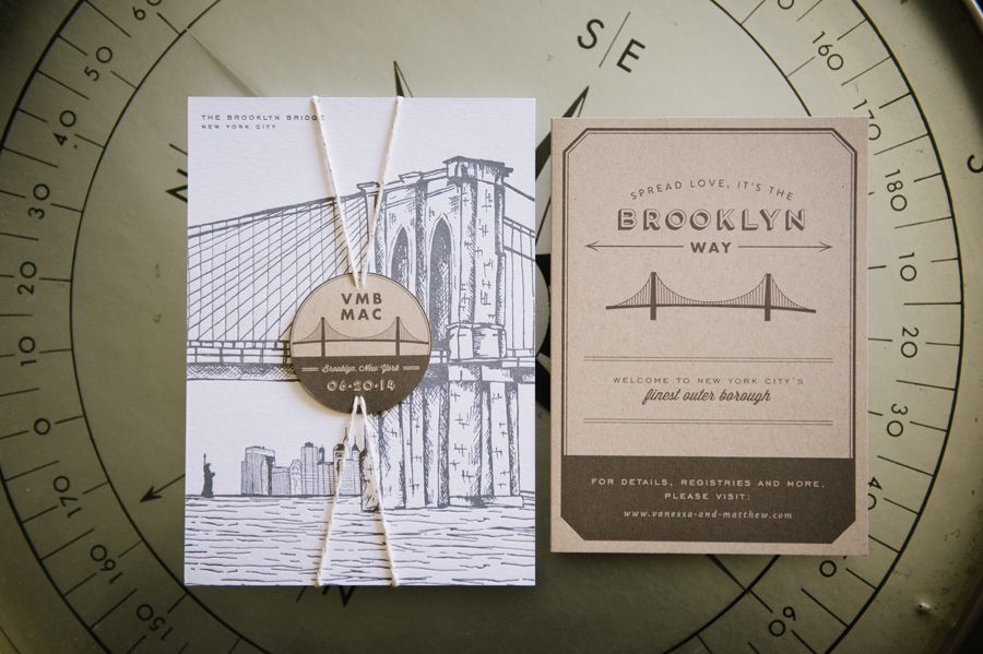 brooklyn-bridge-wedding-program-invitation