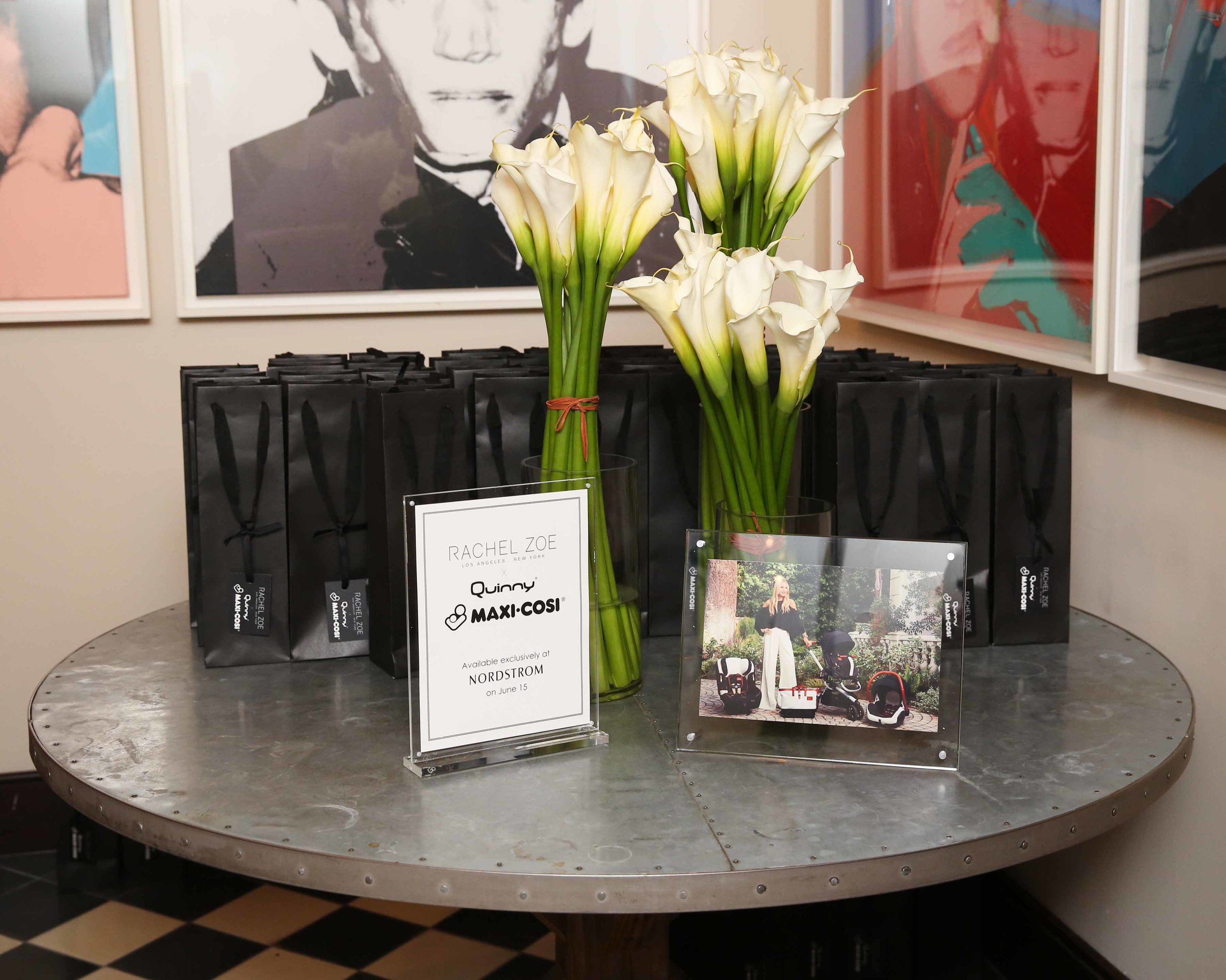 Rache-Zoe-Quinny-Maxi-Cosi-Launch-Party-Gramercy-Park-Hotel