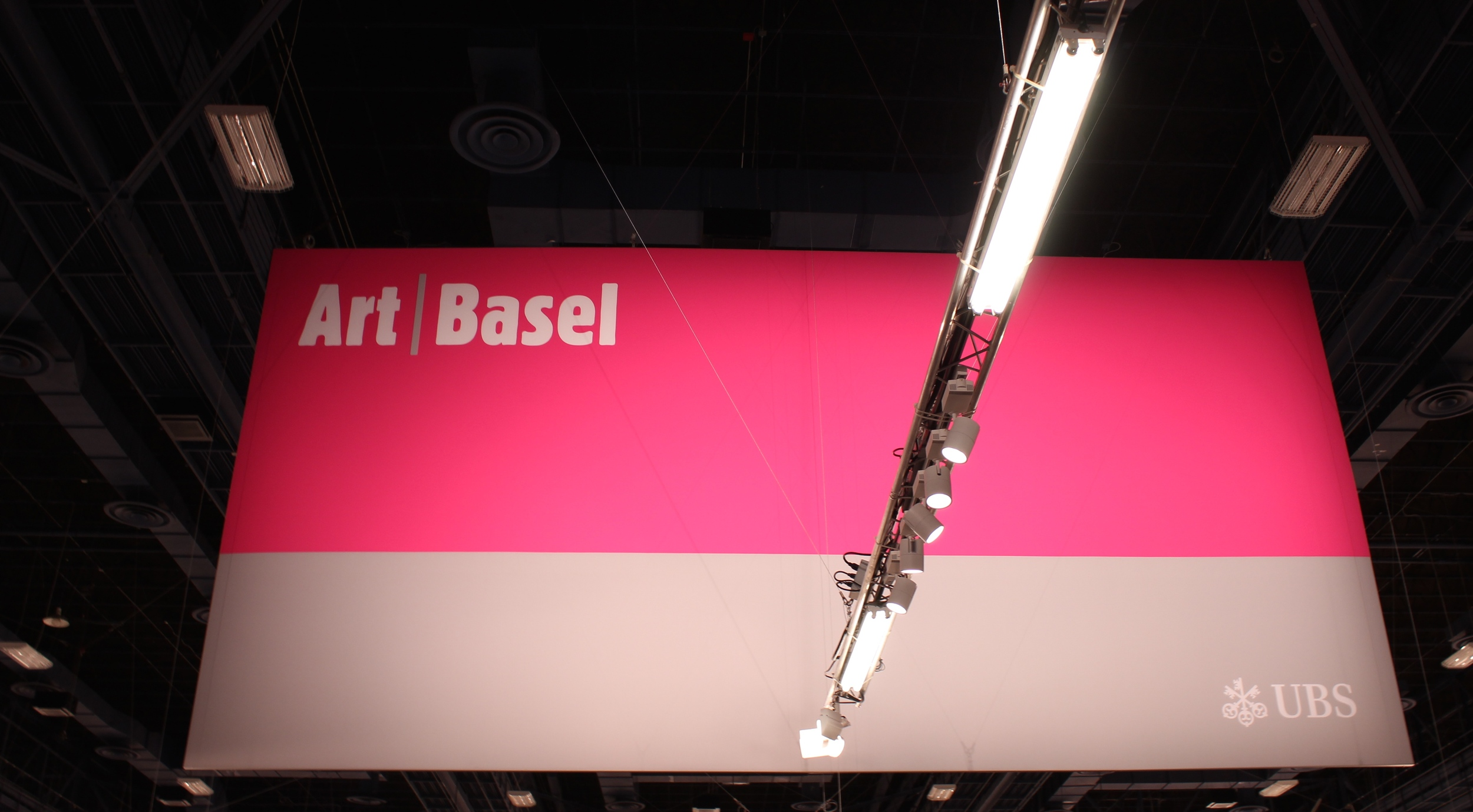ArtBasel Miami Sign