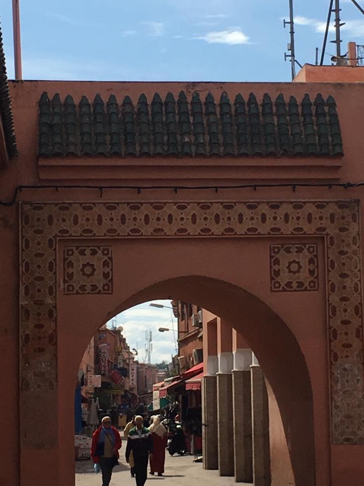 Marrakech Old City