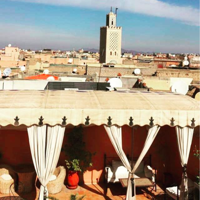Rooftop Riad