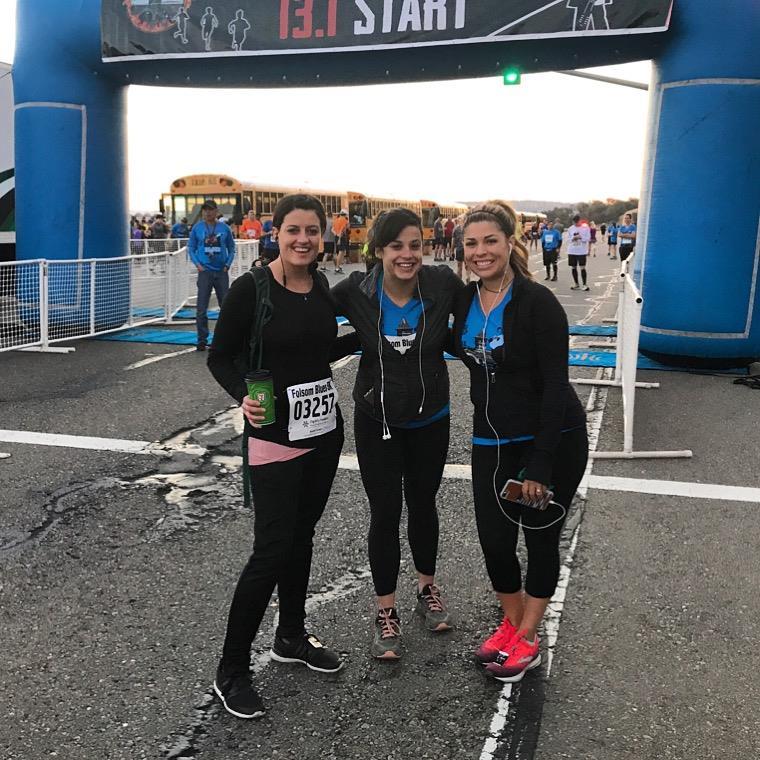 Folsom Half Marathon