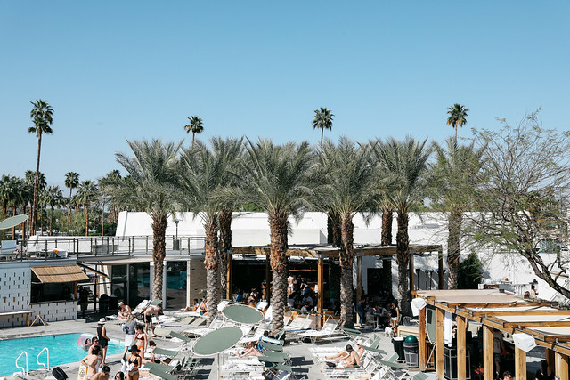 ACE Hotel and Swim Club  Photo by Nicole Breanne