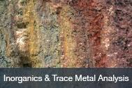 Inorganic & Trace Metal