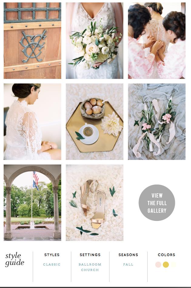fall washington dc wedding