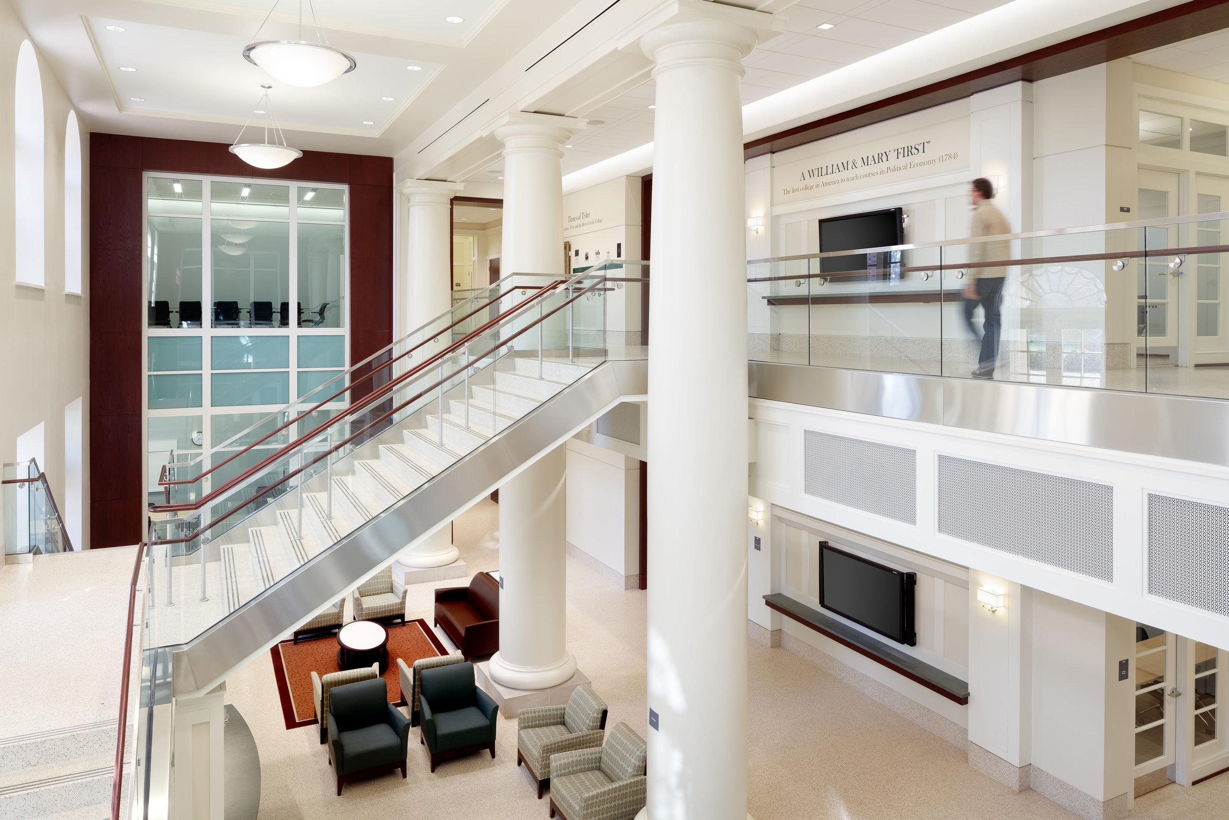 Tyler Hall Renovation