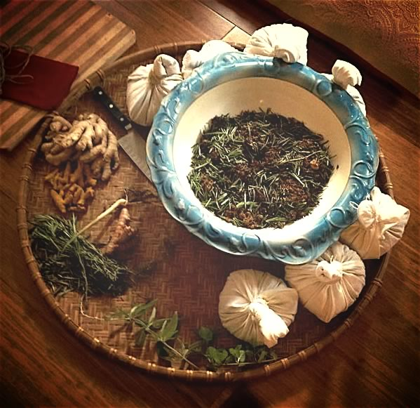 Thai Herbal Bundle Therapy in Gainesville, Florida