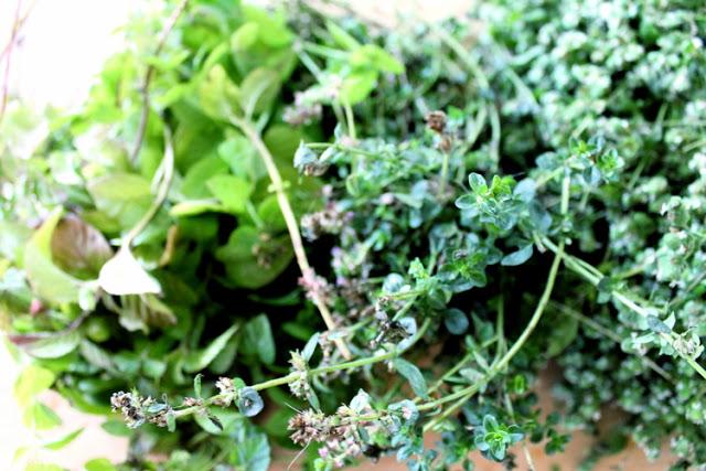 Roasted Herbs