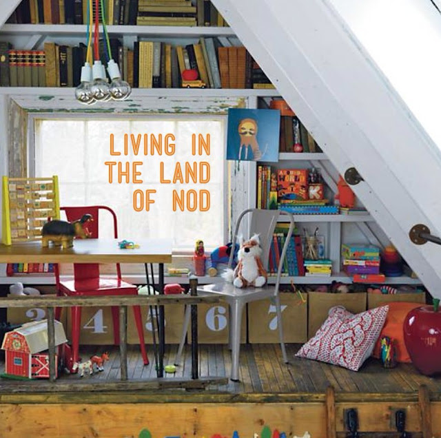Styling by The Land of Nod