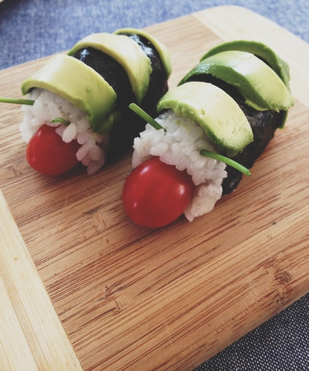 The Very Hungry Caterpillar Roll