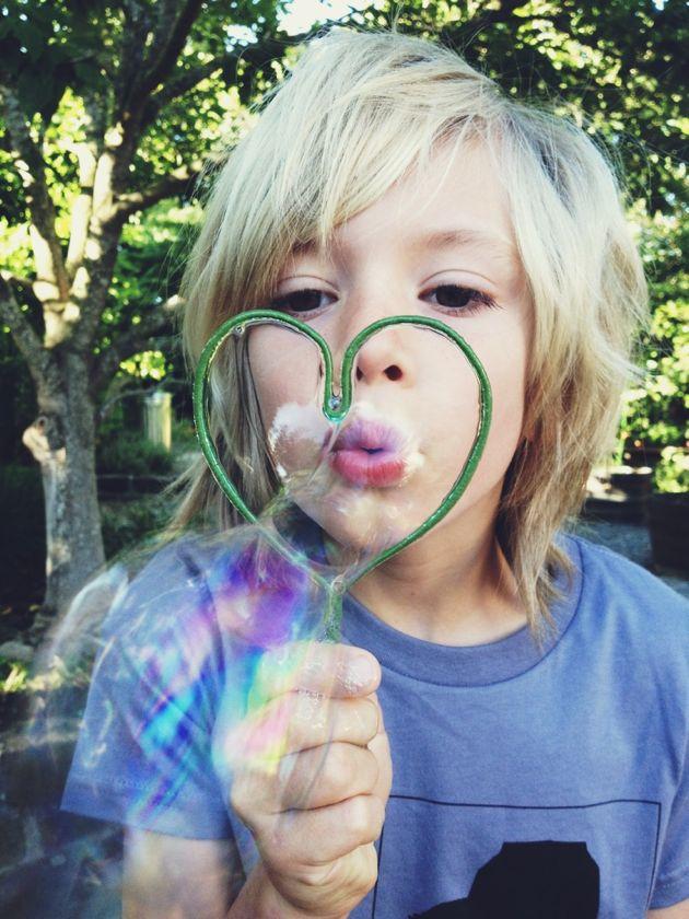 Martha Stewart's Bubble Recipe // road tested // poppy haus