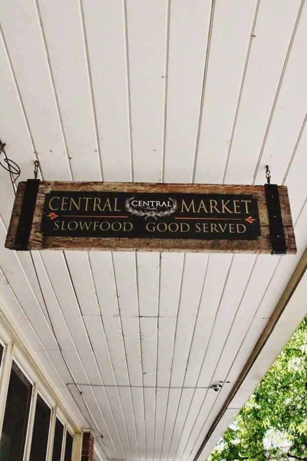 Farm to Table at it's best. Petaluma's Central Market restaurant